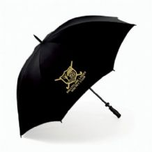 Ballyclare Hockey Club Umbrella Black - 2018